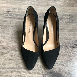 Antonio Melani black heels.